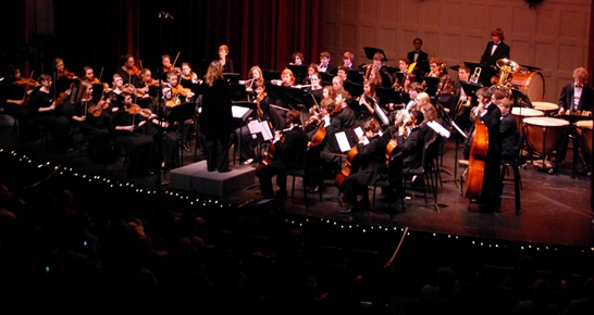 Pinellas Youth Symphony's Annual Holiday Orchestra Concert