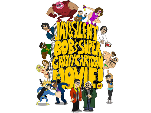 Jay &#038; Silent Bobs Super Groovy Cartoon Movie