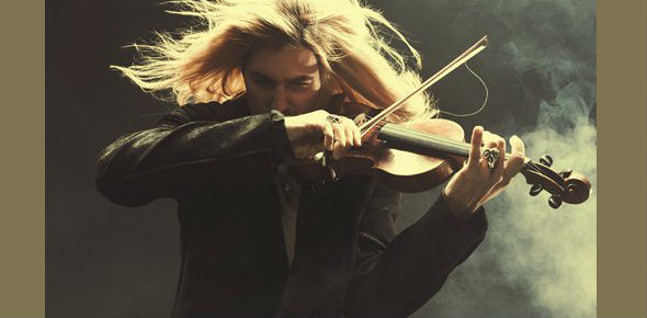 Music: A Gala Night with David Garrett — SOLD OUT!