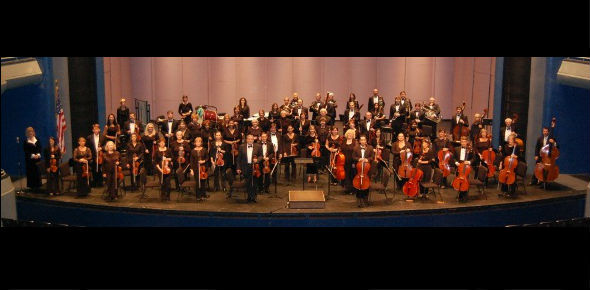 Tampa Bay Symphony Winter Concert – Hooked on Britannia