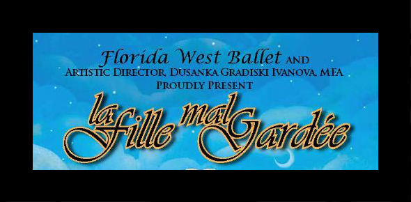 La fille mal gardée: A Comedy Ballet in a Country Setting