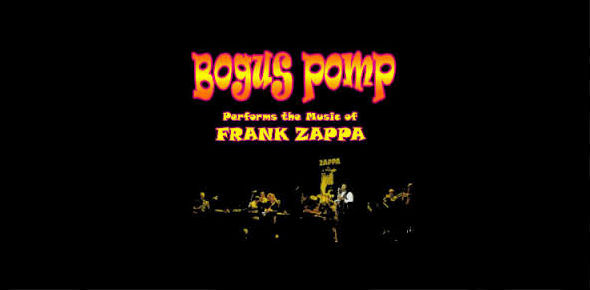 25-piece Bogus Pomp Orchestra Performs the Music of Frank Zappa