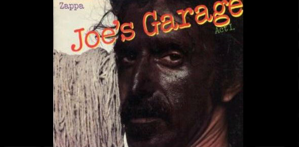 Bonus Zappa – Behind the Garage Door