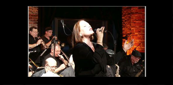 Helios Jazz Orchestra with Whitney James