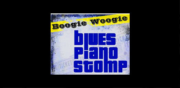 Boogie Woogie Blues Piano Stomp 2015!