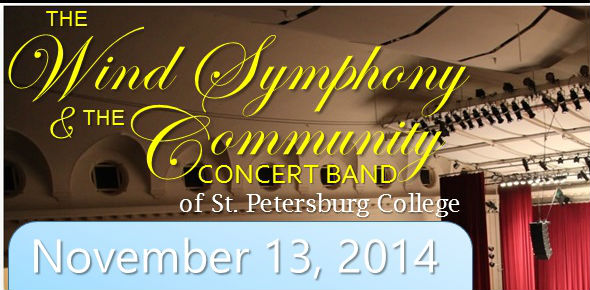 SPC Concert Wind Symphony and Community Concert Band