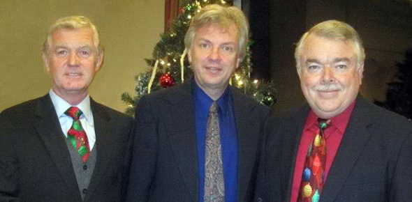 Celtic Christmas with Harry O'Donoghue and Carroll Brown