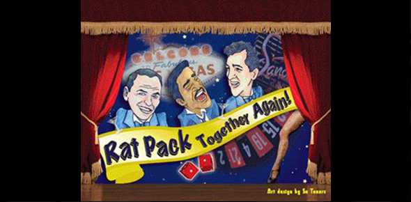Tony Sands' Rat Pack, Together Again