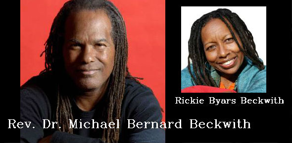 """Awakening Into the Sun presents Rev. Dr. Michael Beckwith from the movie """"The Secret"""""""