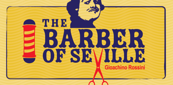 Rossini's The Barber of Seville, St. Petersburg Opera