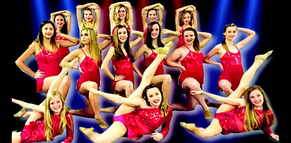 """Expressions Academy of Dance presents  """"Oh, So Fancy!"""""""