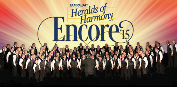 Tampa Bay Heralds of Harmony present Encore '15