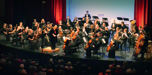 Pinellas Youth Symphony Holiday Concert