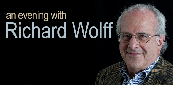 An Evening with Richard Wolff