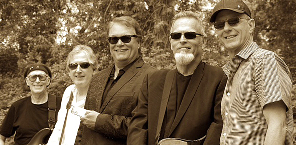 Backtrack Blues Band: Chicago Blues