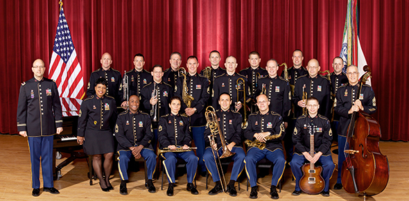 Jazz Ambassadors of the US Army Field Band