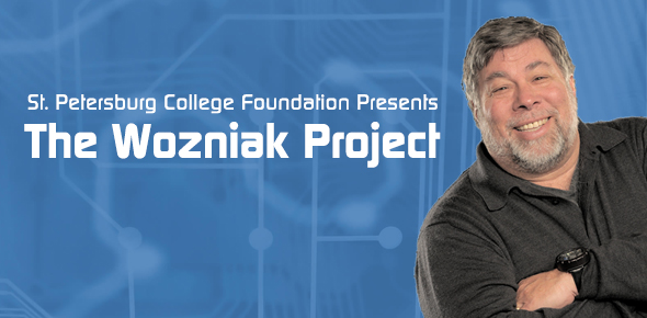 The Wozniak Project: An Evening with Apple Co-Founder Steve Wozniak