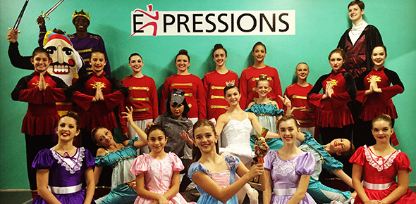 Expressions Academy of Dance: 2015 Holiday Extravaganza!