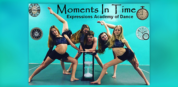Expressions Academy of Dance 2016 Spring Showcase: Moments In Time