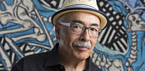 Juan Felipe-Herrera Reading: Plume Poetry Series