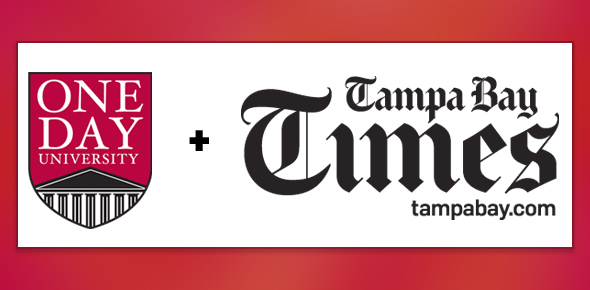 One Day University with the Tampa Bay Times