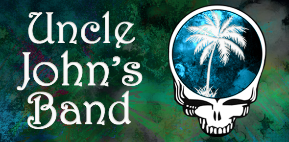 Uncle John's Band, Music of the Grateful Dead