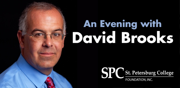 An Evening with David Brooks