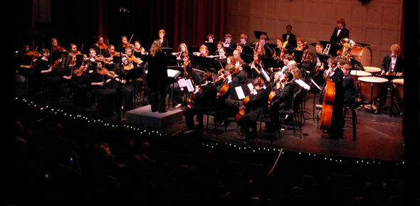 Pinellas Youth Symphony: Finale Concert