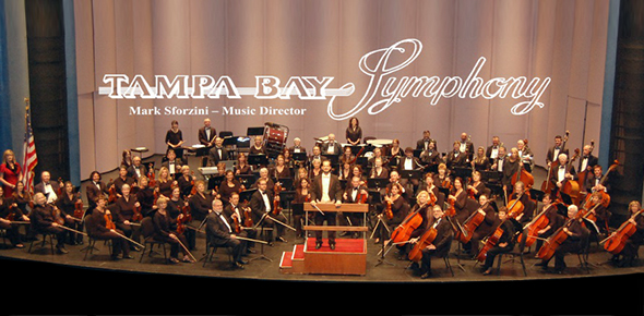 Tampa Bay Symphony: East Meets West