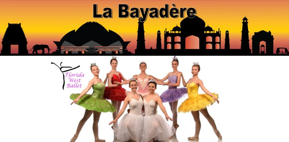 Florida West Ballet: La Bayadère
