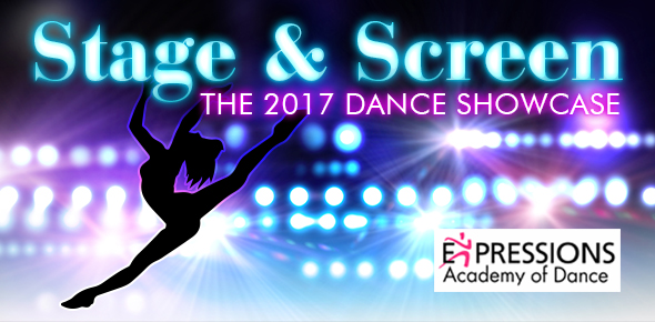 Expressions Academy of Dance:  Stage & Screen – 20th Showcase