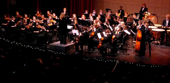 Pinellas Youth Symphony: Holiday Orchestra Concert